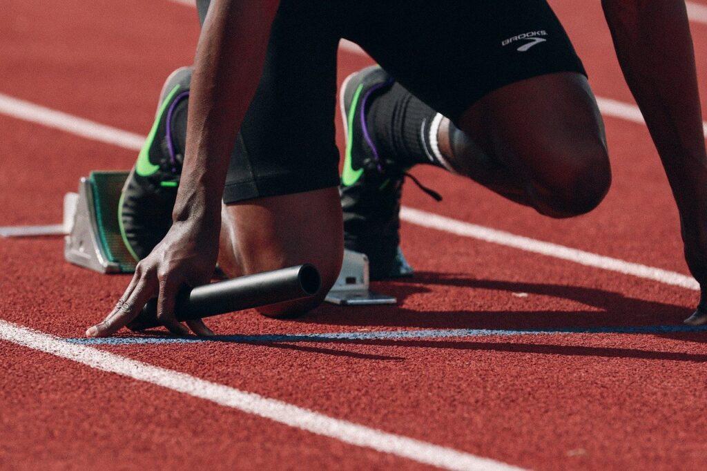 chaussure de pointe athlétisme
