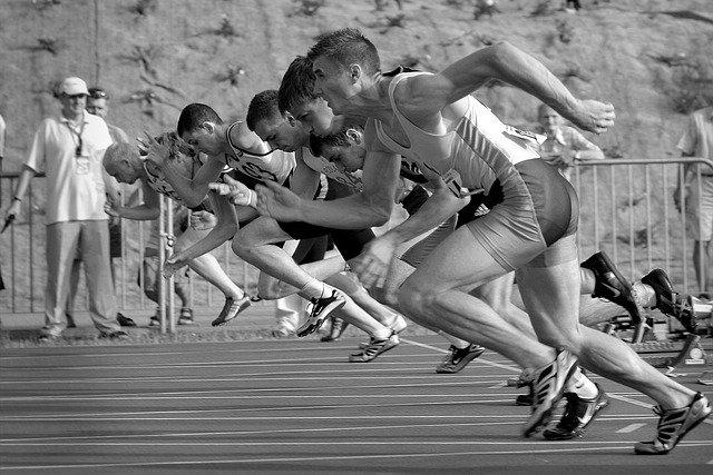 s'entrainer pour courir plus vite