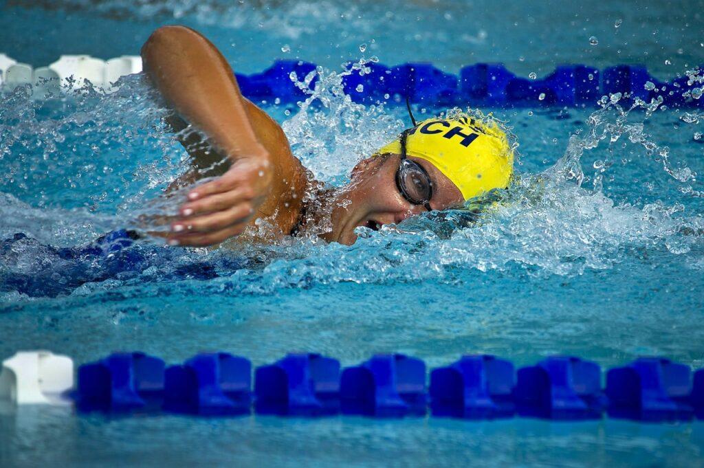 réussir à progresser en natation