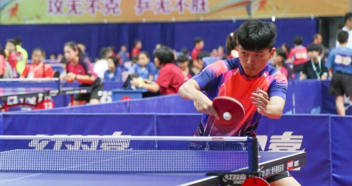 double en ping pong