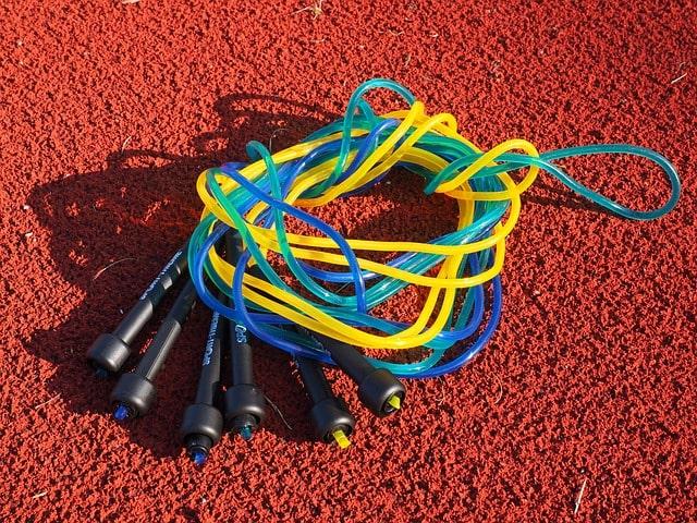 lot de corde à sauter