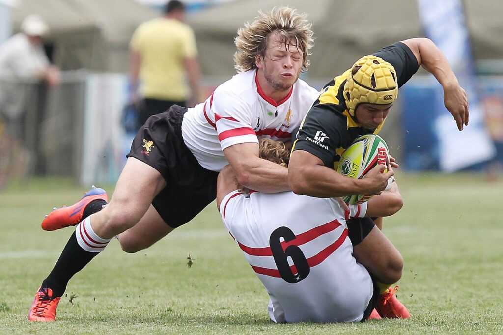 protège dents pour le rugby
